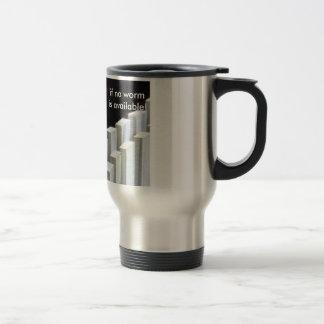 Mug De Voyage L'oiseau tôt aime le café…
