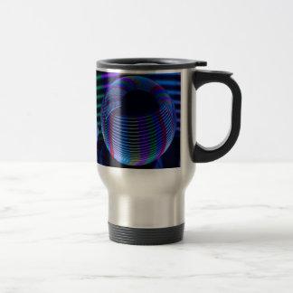 Mug De Voyage Lumières en spirale dans le cristal