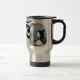 Mug De Voyage Lune Shiva en hausse