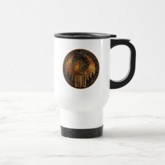 Mug De Voyage M.A.C.U.S.A. Médaillon