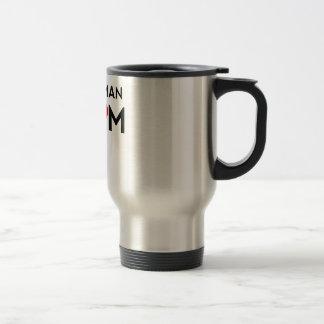 Mug De Voyage Maman de dobermann