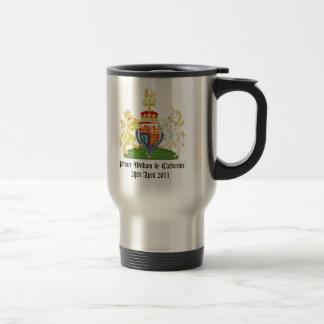 Mug De Voyage Mariage royal