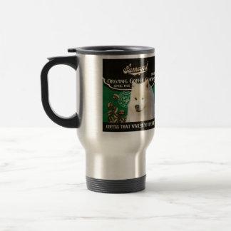 Mug De Voyage Marque de Samoyed - Organic Coffee Company