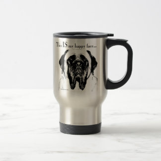 Mug De Voyage Mastiff134