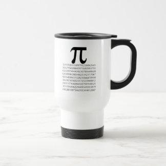 Mug De Voyage maths de pi