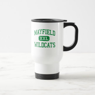 Mug De Voyage Mayfield - chats sauvages - lycée - Cleveland Ohio