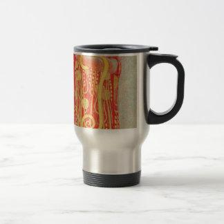 Mug De Voyage Médecine de Gustav Klimt