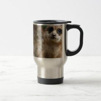 Mug De Voyage Meerkat Grand-Eyed mignon
