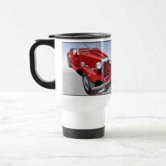 Mug De Voyage MG rouge TD