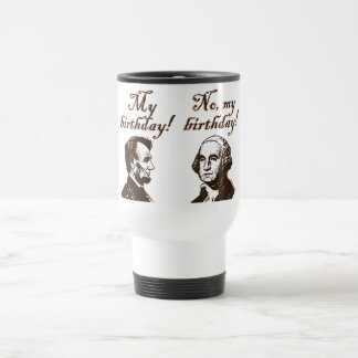 Mug De Voyage Mon anniversaire