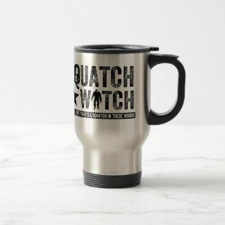Mug De Voyage Montre de Squatch - je crois