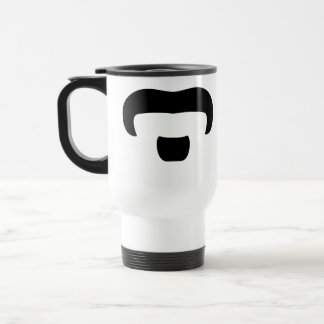 Mug De Voyage Moustache de balancier