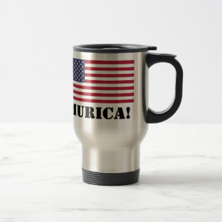 Mug De Voyage 'Murica !
