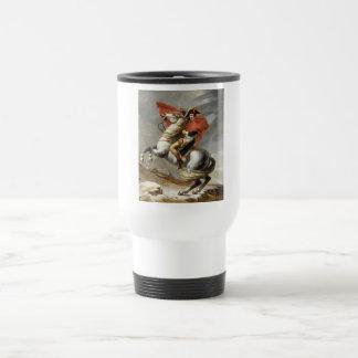 Mug De Voyage Napoléon croisant les Alpes - Jacques-Louis David