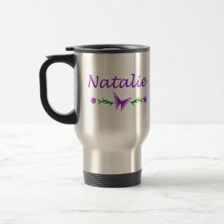 Mug De Voyage Natalie (papillon pourpre)