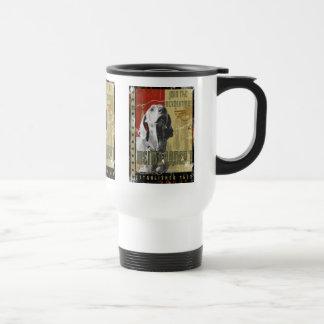Mug De Voyage Nation de Weimaraner : Weimaraner vintage !
