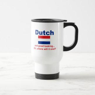 Mug De Voyage Néerlandais beau