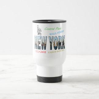 Mug De Voyage New York City