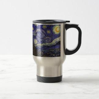 Mug De Voyage Nuit étoilée de Van Gogh