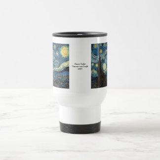 Mug De Voyage Nuit étoilée par Vincent van Gogh