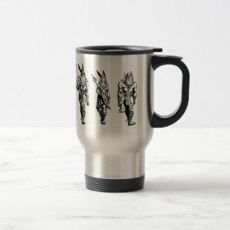 Mug De Voyage Odin, Freyja et Thor