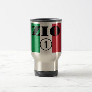 Mug De Voyage Oncles italiens : L'ONU de Zio Numero