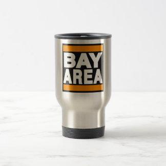 Mug De Voyage Orange de région de baie