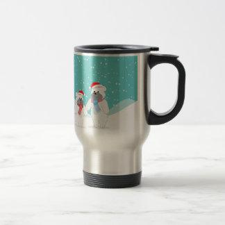 Mug De Voyage ours blanc B
