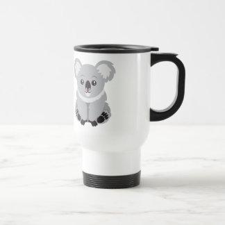Mug De Voyage Ours de koala Animated