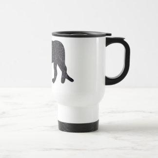 Mug De Voyage Panthère noire
