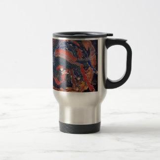 Mug De Voyage Paon