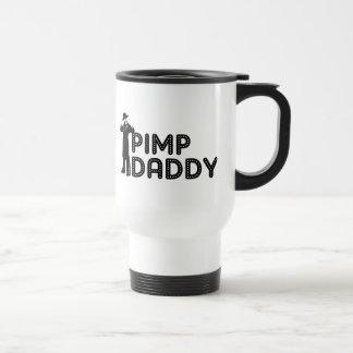Mug De Voyage Papa de souteneur