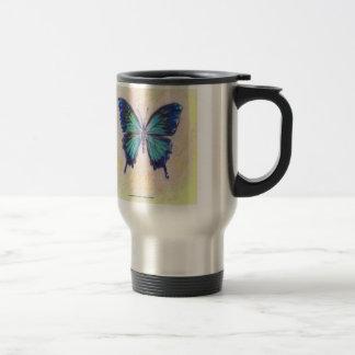 Mug De Voyage papillons 001