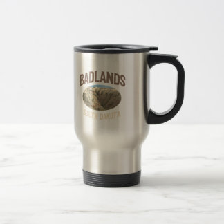 Mug De Voyage Parc national de bad-lands