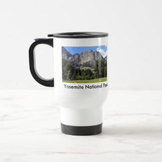 Mug De Voyage Parc national de Yosemite, la Californie