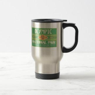 Mug De Voyage Parc national olympique