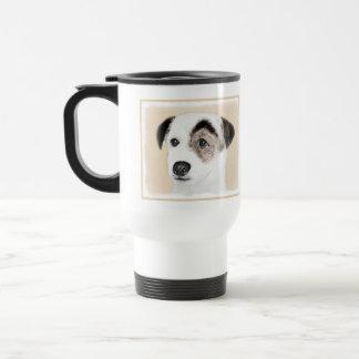 Mug De Voyage Pasteur Jack Russell Terrier