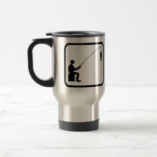 Mug De Voyage Pêche pro
