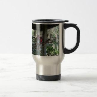 Mug De Voyage Perroquet