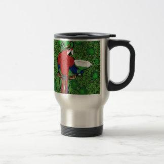 Mug De Voyage Perroquet de St Patty