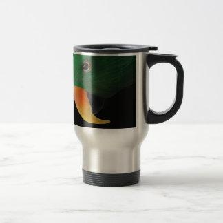Mug De Voyage Perroquet d'Eclectus