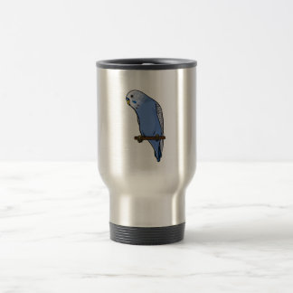 Mug De Voyage Perruche bleue