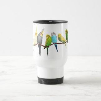 Mug De Voyage Perruches et Cockatiels !