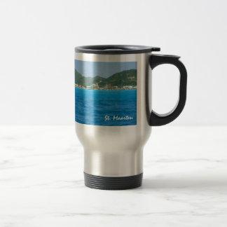 Mug De Voyage Philipsburg Shoreline