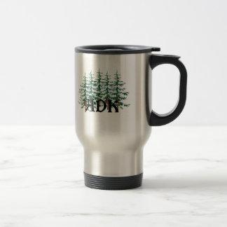 Mug De Voyage Pins d'ADK Adirondack