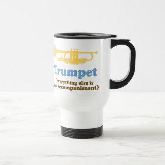 Mug De Voyage Plaisanterie drôle de trompette