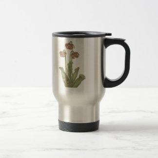 Mug De Voyage Plante carnivore - purpurea de Sarracenia