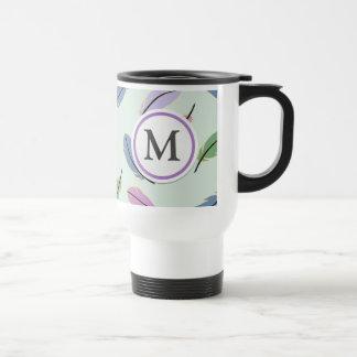Mug De Voyage Plumes