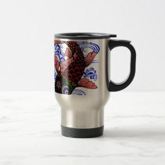 Mug De Voyage Poisson japonais