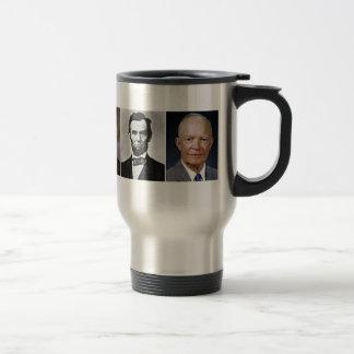 Mug De Voyage Présidents des USA
